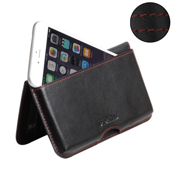 4bd1d2e03ff Funda Pdair Tipo billetera cuero black – Iphone 6/6s   Identidad ...