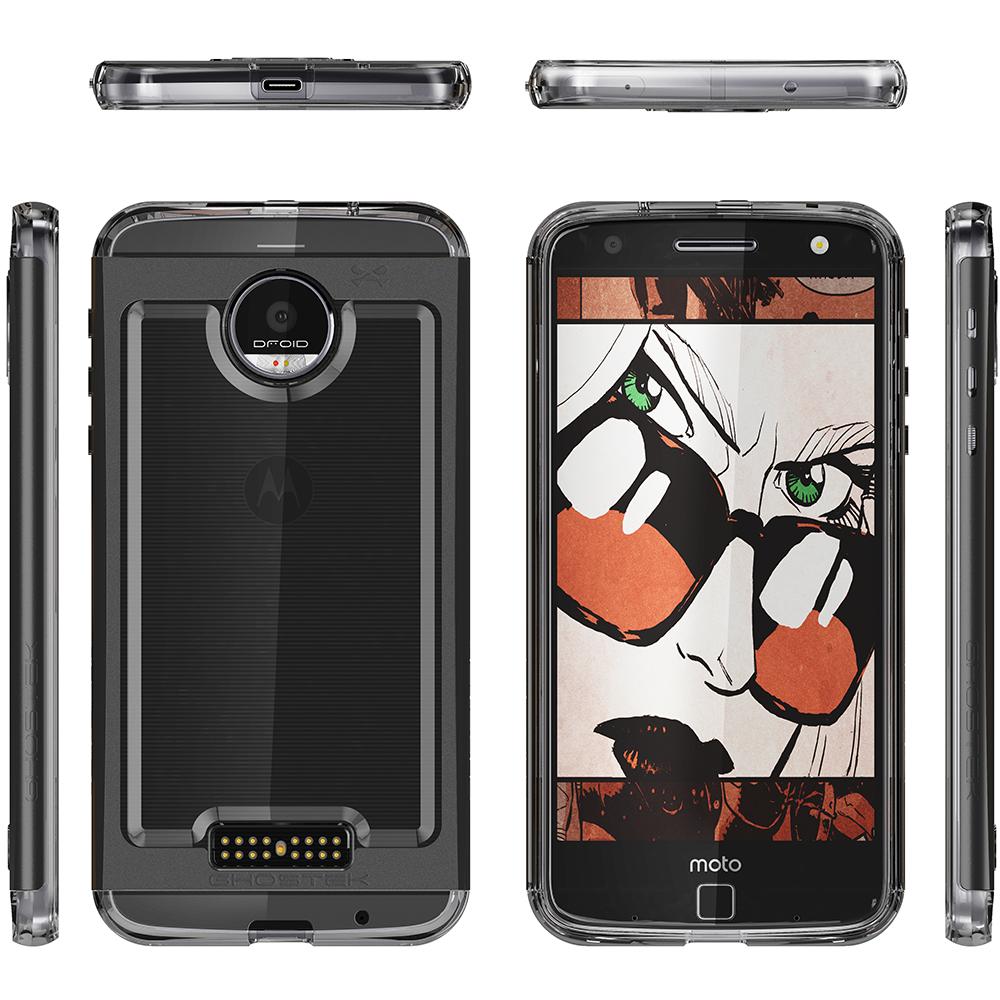 Case Protector Ghostek Cloak Series Moto Z Force