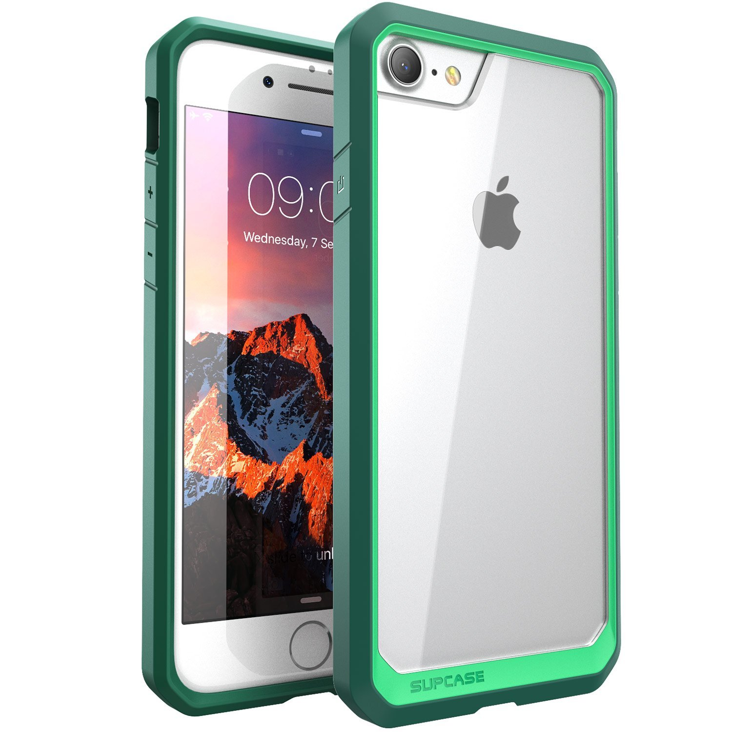 81873373c34 Case Supcase Hybrid Protective Green – iPhone 7 | Identidad Movil: Fundas y  Estuches para SmartPhones